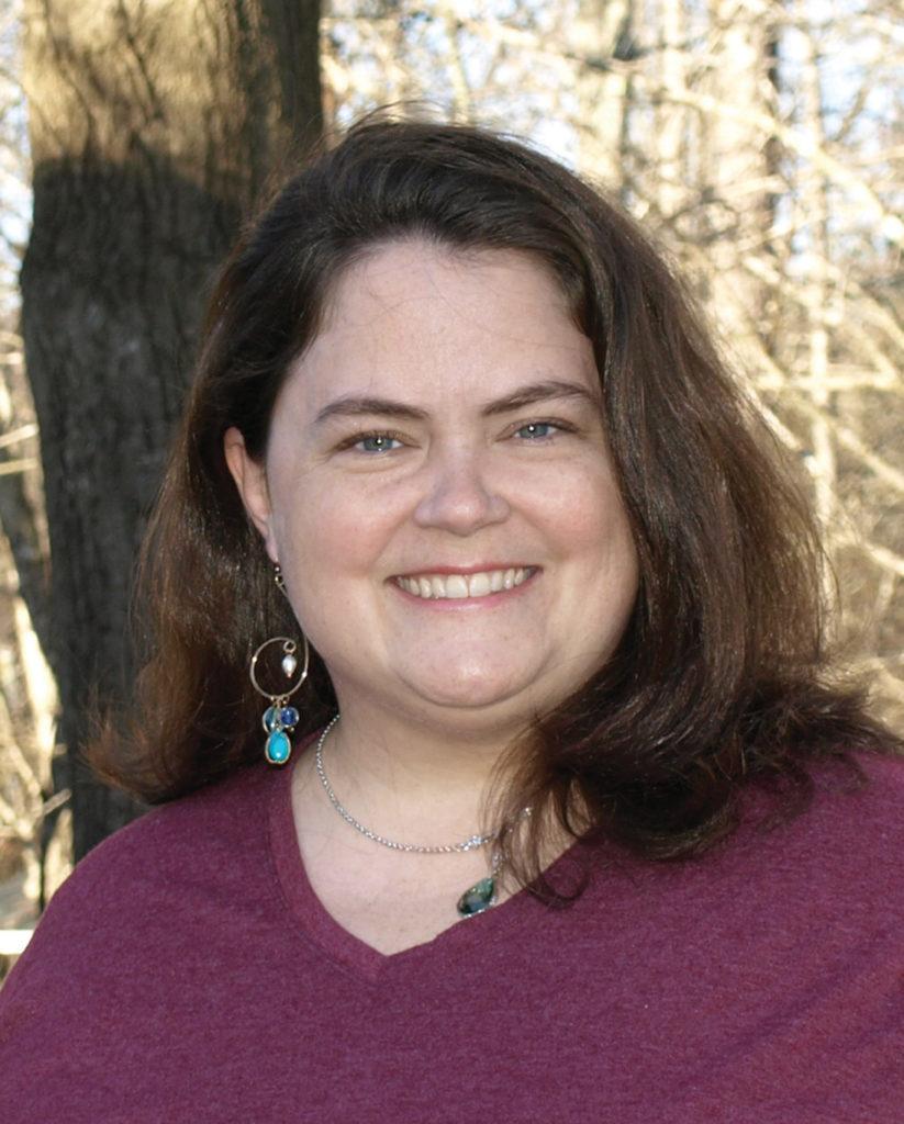 Foto de archivo de Kristi Ann Hunter, autora de Misterio en Haven Manor y Volver a creer