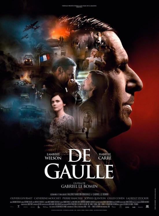 Cartel de De Gaulle