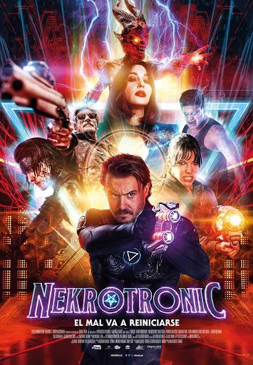 Cartel de Nekrotronic