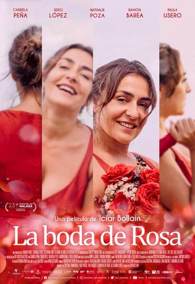 Cartel de La boda de Rosa