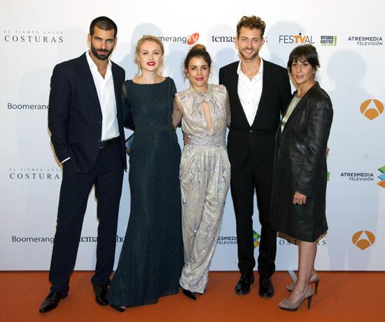 Las grandes estrellas españolas de la TV siempre acuden a FesTVal (Festival de Televisión de Vitoria-Gasteiz)