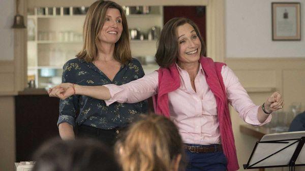 Lisa y Kate, ¡que suene la música!