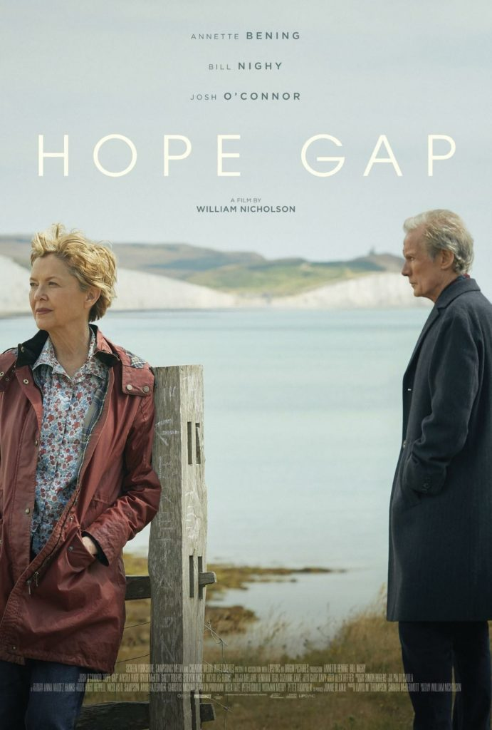 Cartel de Regreso a Hope Gap, 7 estrenos de a contracorriente films