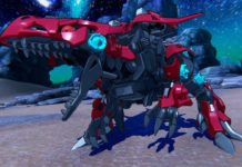 Zoids Wild: Blast Unleashed, en Selecta Play