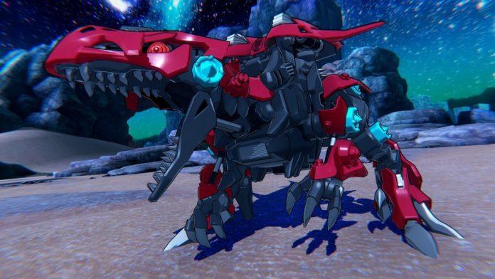 Zoids Wild: Blast Unleashed, en Selecta Play