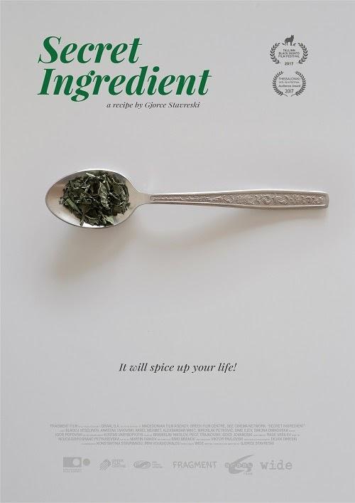 Cartel de El ingrediente secreto