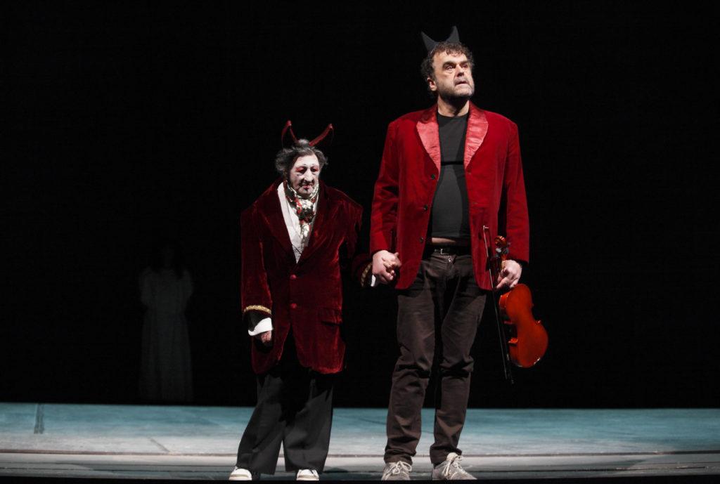 Pippo Del Bono_Vangelo teatro. Luca Del PIa.MG_0913