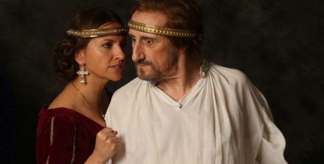 La solvente actriz Ana Ruiz hace de contrapunto (es la reina) al protagonista en Eduardo II, Ojos de Niebla
