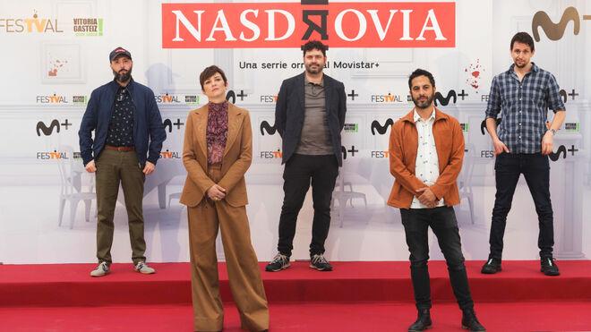 El equipo de la nueva comedia de Movistar+, Nasdrovia