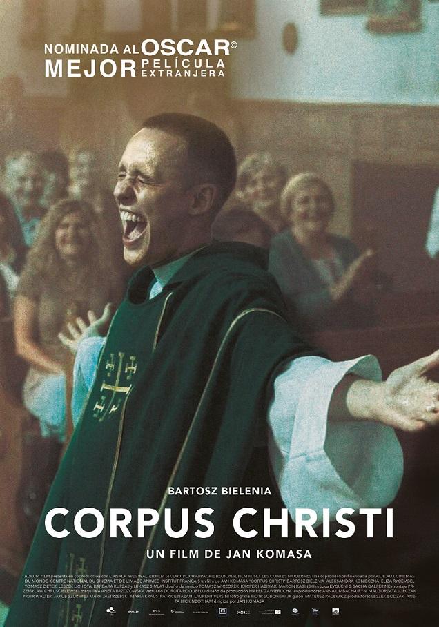 Cartel de Corpus Christi