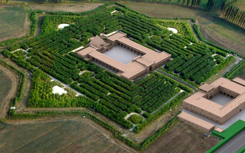 El laberinto de Massone