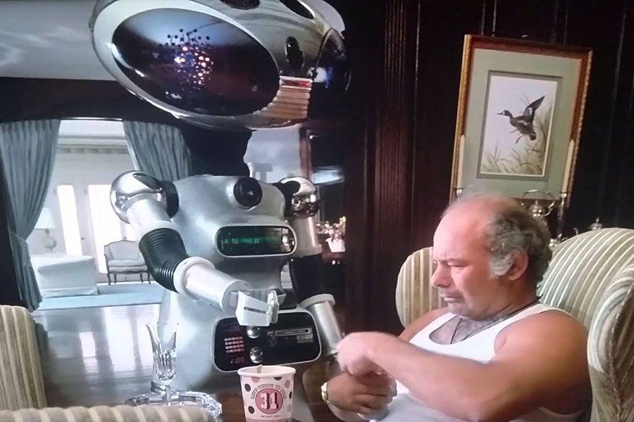 Paulie y su robot