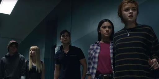 Terror en los pasillos