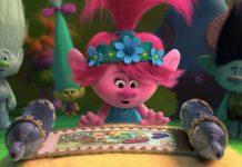 Poppy descubre las otras 5 tribus