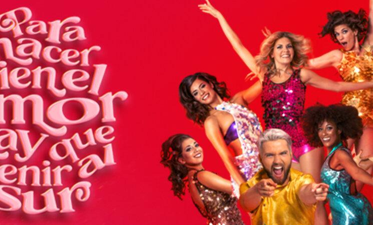 El musical hace un repaso por los temas más populares de Raffaella Carrà