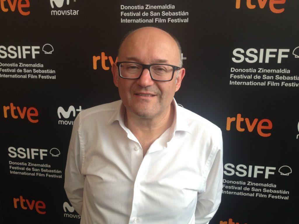 José Luis Rebordinos, director del Festival Internacional de Cine de San Sebastián, está muy orgulloso del resultado de esta última edición