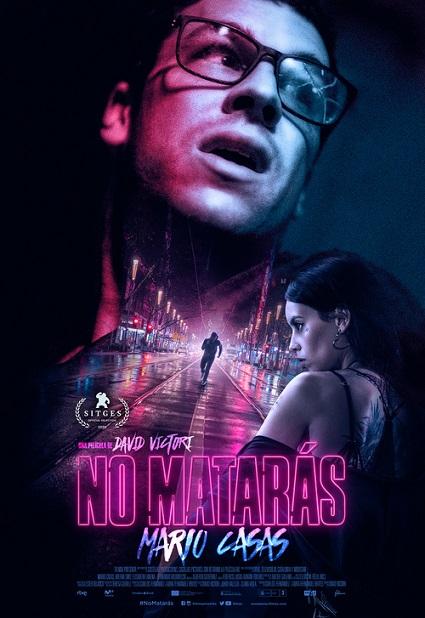 Cartel de No matarás, la más destacada entre los estrenos del 16 de octubre