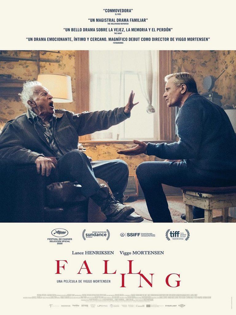 Cartel de Falling