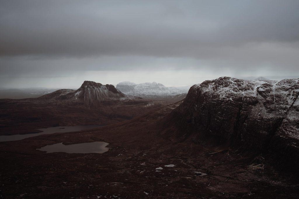 Escocia Highlands