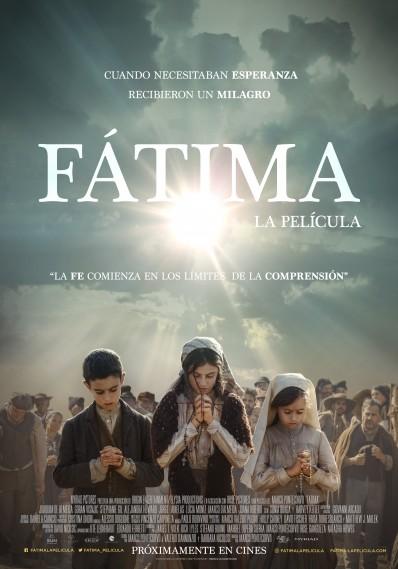 Cartel de Fátima, la película