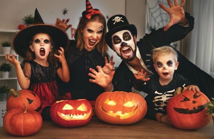 Actividades para disfrutar en familia de la noche de Halloween