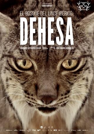 Cartel de Dehesa, uno de los documentales de estos estrenos del 9 de octubre