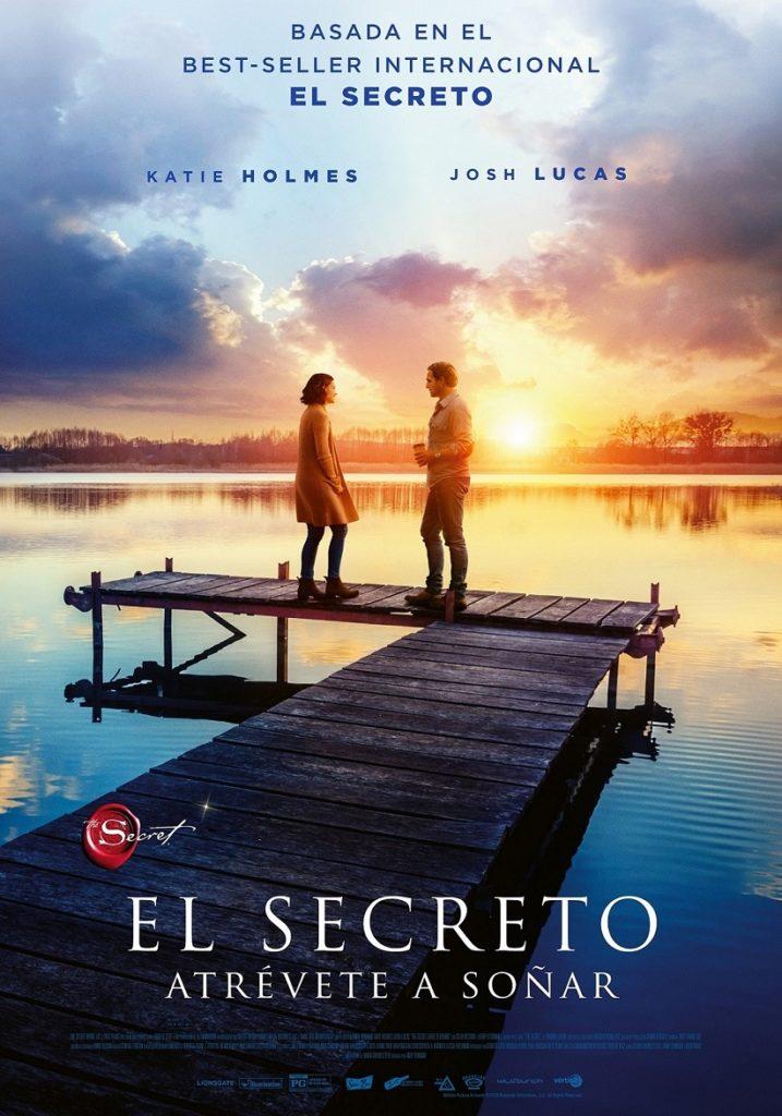 Cartel de El secreto: Atrévete a soñar