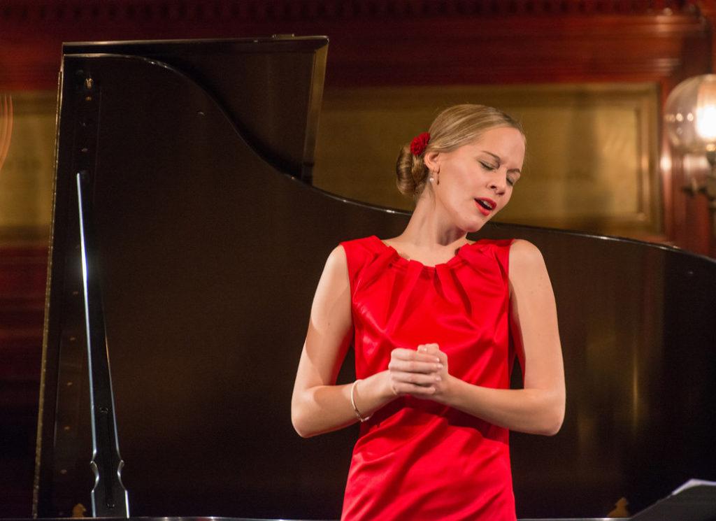 La mezzosoprano alemana Anna Lucia Richter inaugura el ciclo de lied del Teatro de la Zarzuela