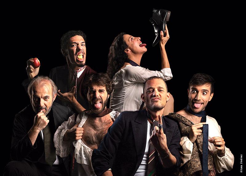 Noche de difuntos (noche del 31 de octubre al 1 de noviembre), del Teatro Fernán Gómez