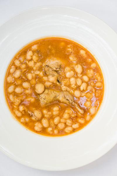 Pochas con liebre La Cocina de Maria Luisa b