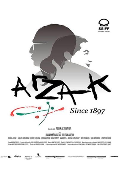 Cartel de Arzak since 1897, una sorpresa entre los estrenos del 9 de octubre