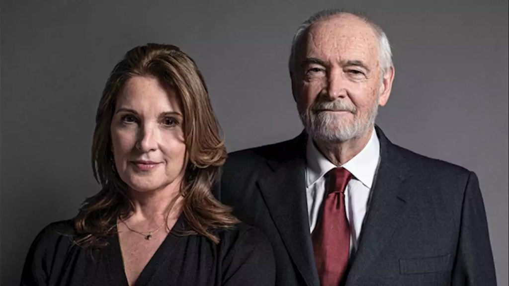 Barbara Broccoli, Michael G. Wilson, dos ejecutivos de Hollywood