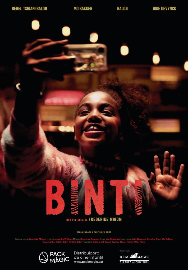 Cartel de Binti