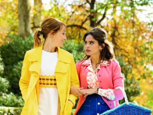 María y Amparo