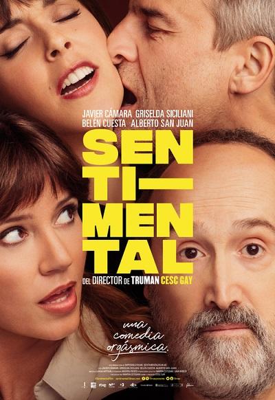 Cartel de Sentimental, estrenos del 30 de octubre