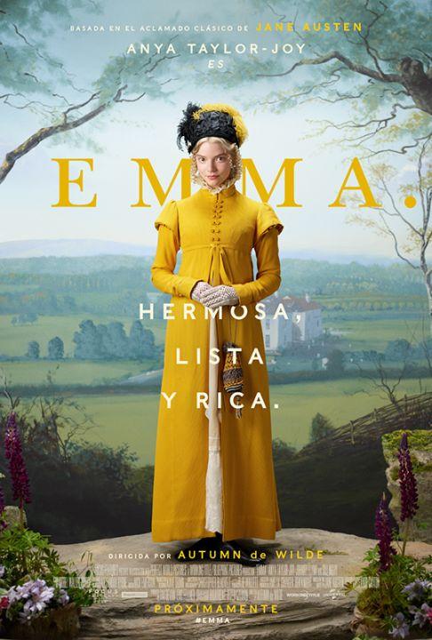 Cartel de Emma.