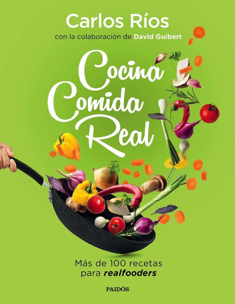 Foto de archivo del libro Cocina Comida Real de Carlos Ríos y David Gisbert