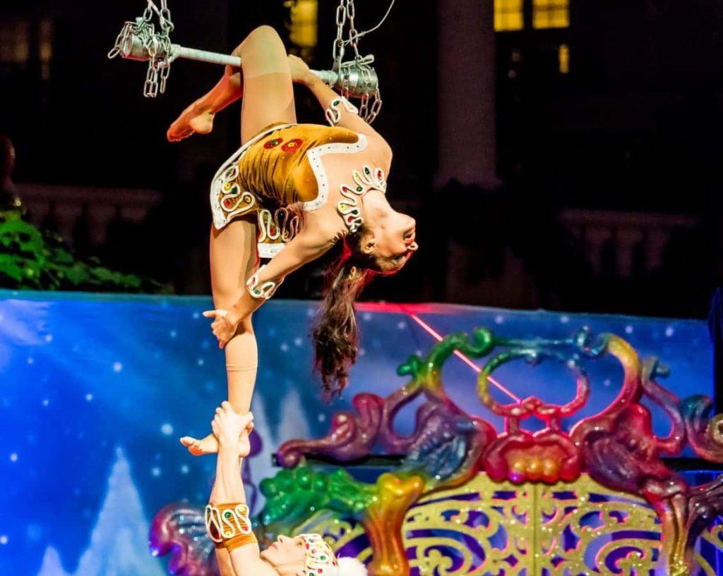 Más de 80.000 espectadores acuden, cada año, al show navideño del Circo Price