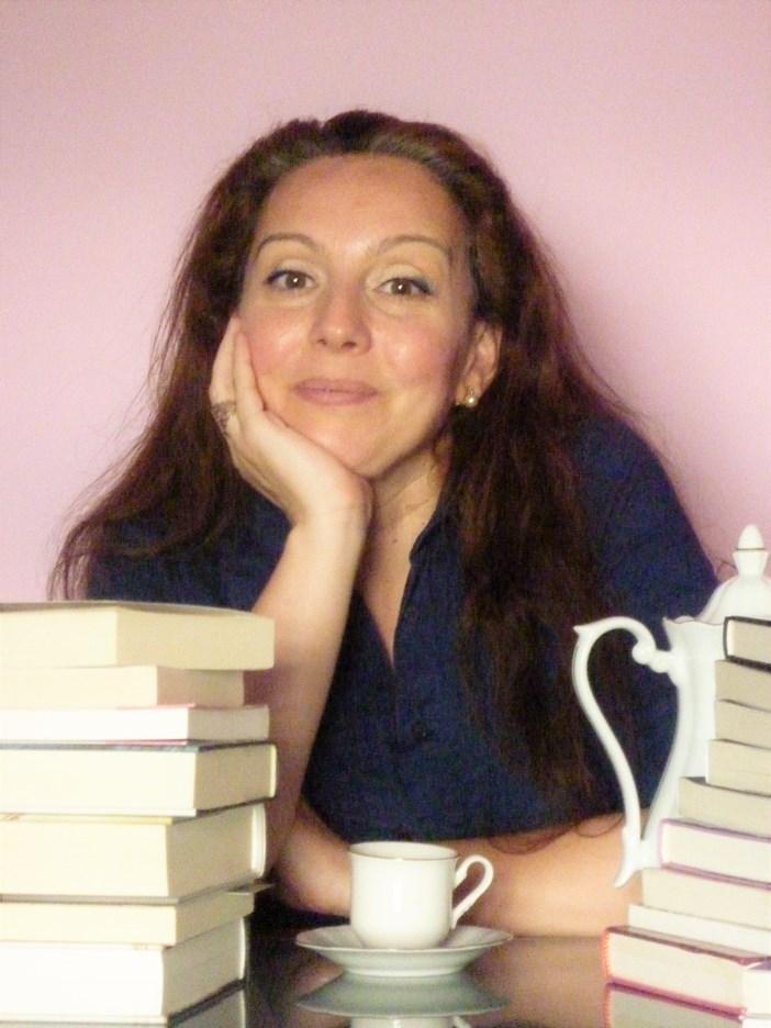 Foto de archivo de Mónica Gutiérrez, autora de La librería del señor Livingstone