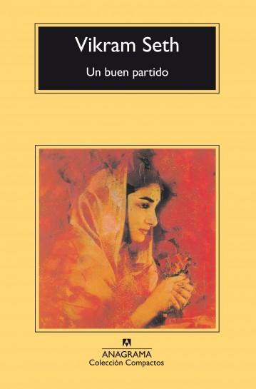 Portada de la edición española de 'Un buen partido' de Vikram Seth
