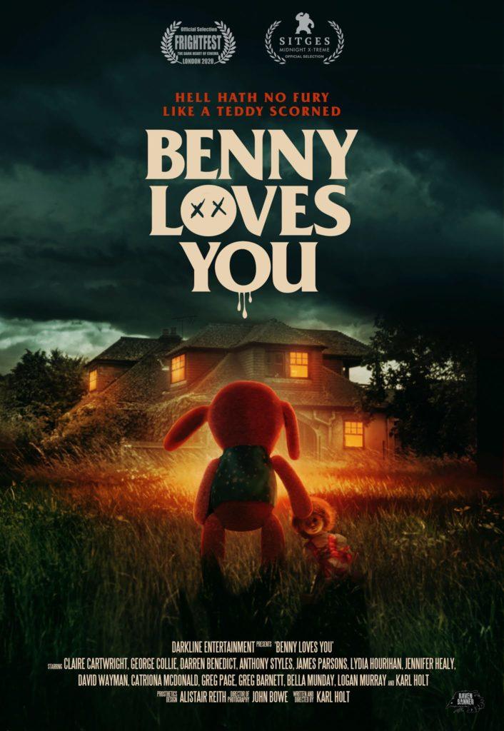 Cartel de Benny Loves You, porque el público donostiarra apuesta por el humor, también en la 31 Semana