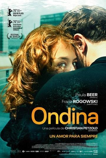 Cartel de Ondina. Un amor para siempre