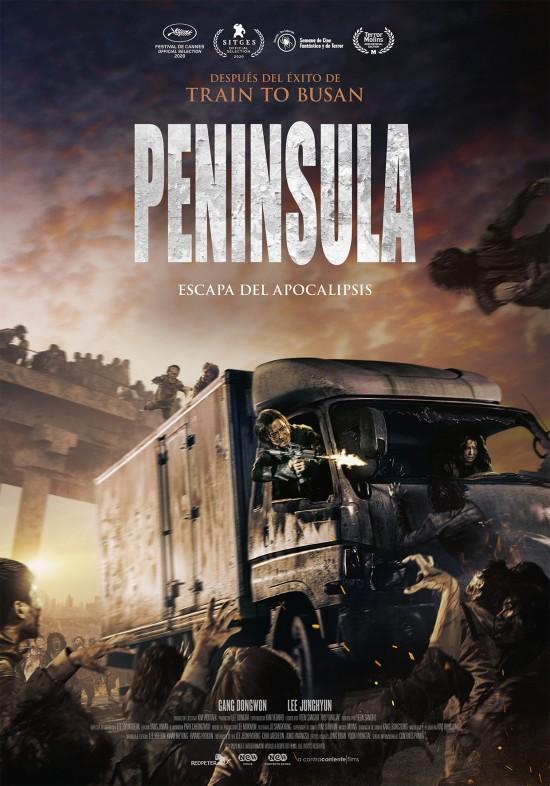 Cartel de Peninsula