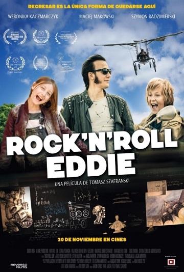 Cartel de Rock'n'Roll Eddie