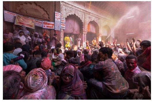 Imagen de India, de Tania Abitbol