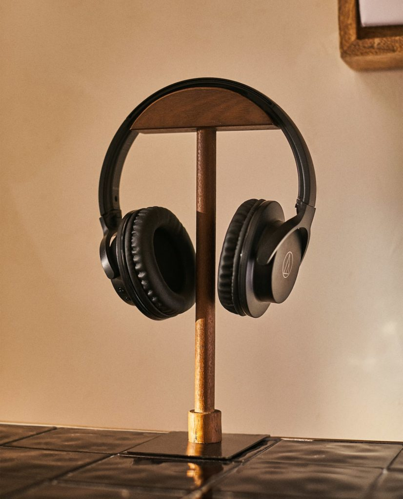 Auriculares de Audio-Tecnica, Zara Home y un tocadiscos