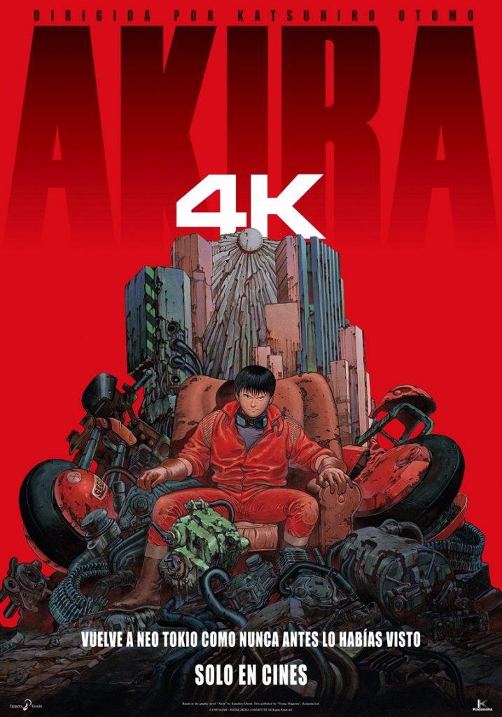 Cartel de Akira