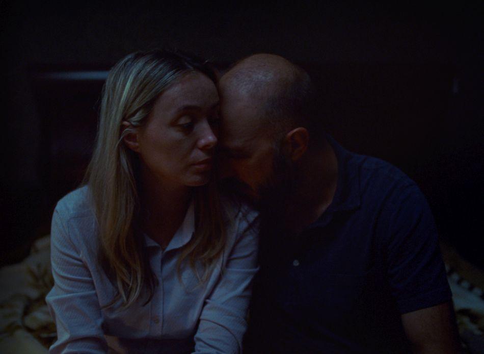 Yana y su esposo
