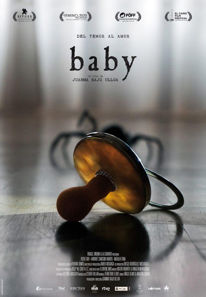Cartel de Baby