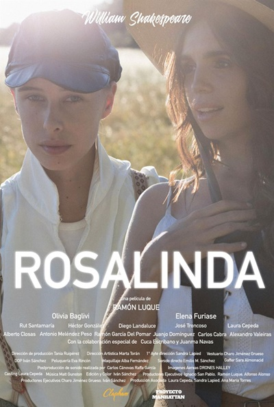 Cartel de Rosalinda
